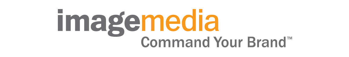 Image Media logo and tagline lock-up.