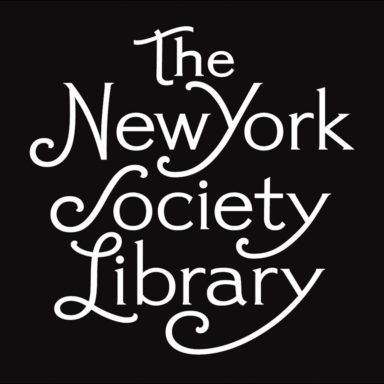 Logo design for the library branding and website design of The New York Society Library